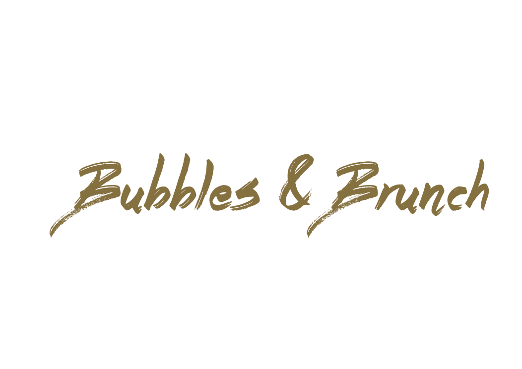Bubbles Brunch logga Swagg